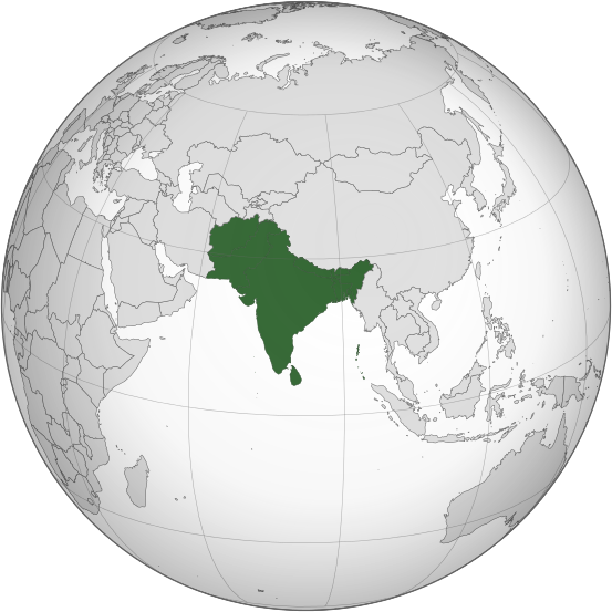 South Asia Email Database